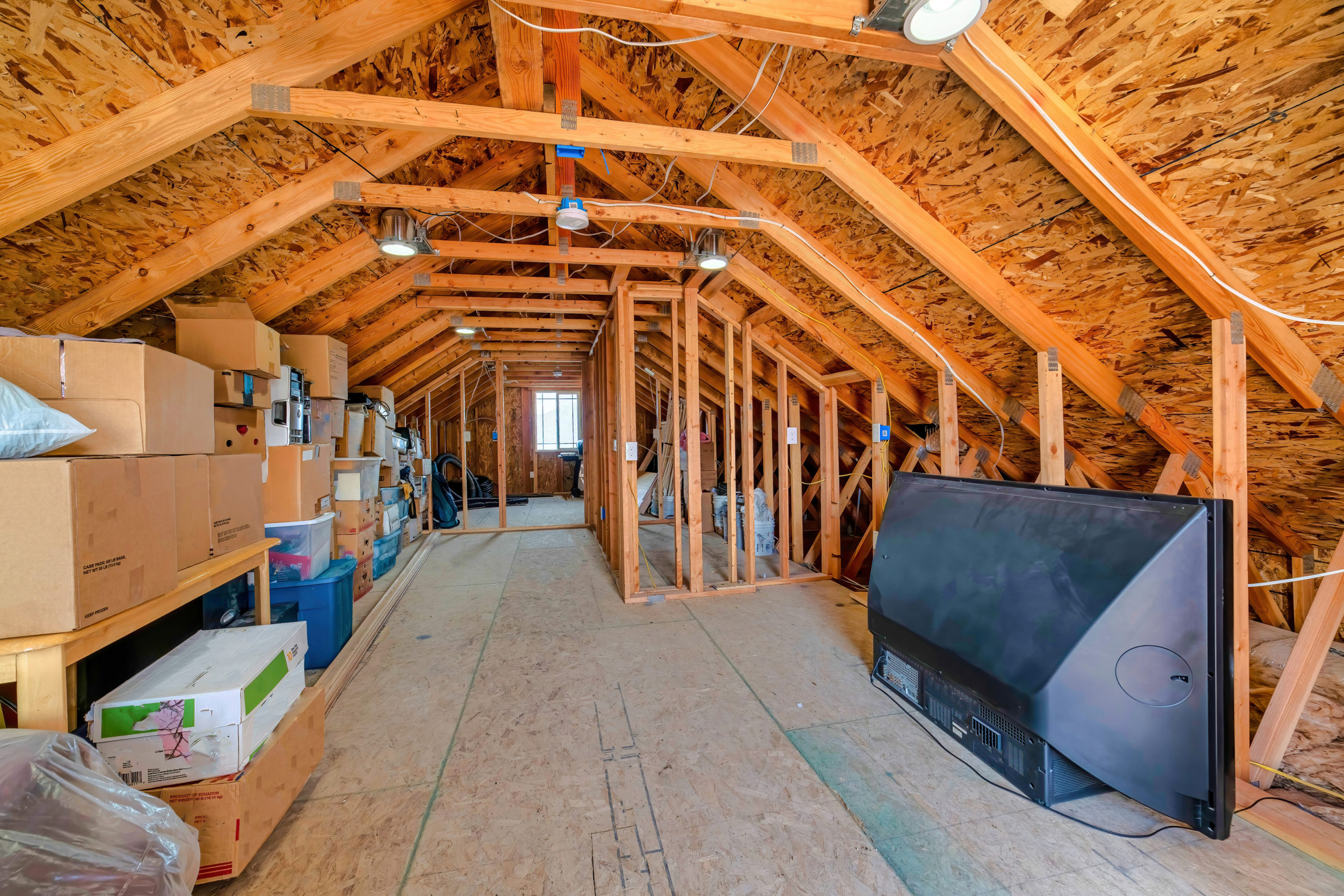 The Best Way to Remodel Your Attic into a Functional Storage Space